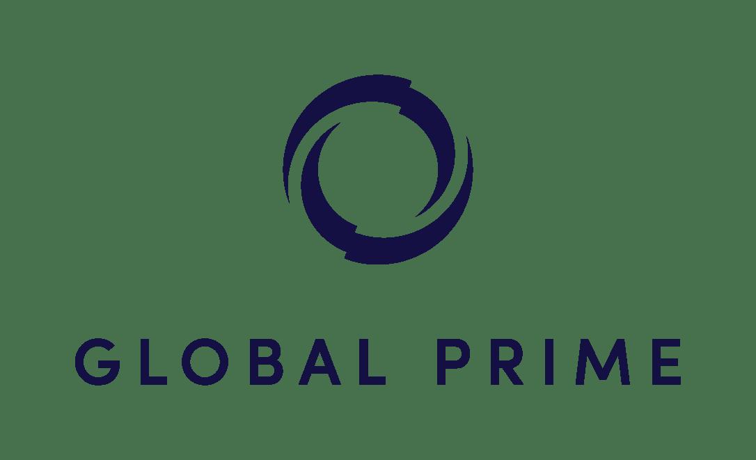 Global Prime Logo   Royal Blue